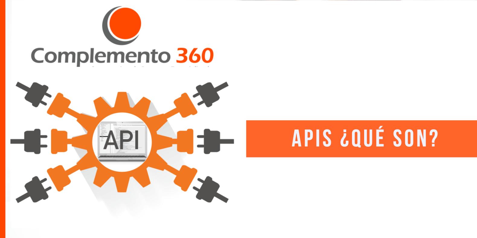 ¿Qué son las APIS?
